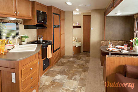 02014 Jayco Jay Flight Swift  Bremerton, WA