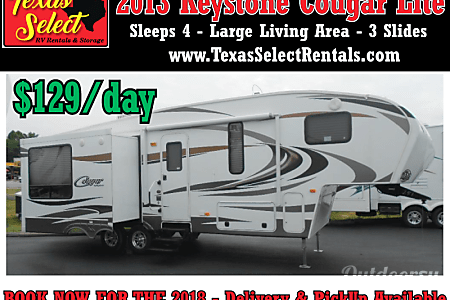 02013 Keystone Cougar Lite  Round Rock, TX