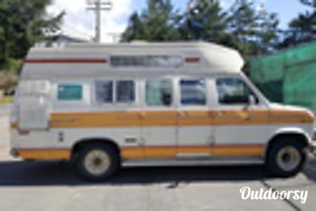01979 Ford Camper Van  Langford, BC