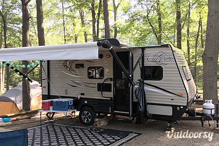 02018 Coachmen Clipper  Ann Arbor, MI