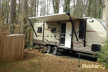 02016 Forest River Cherokee Grey Wolf  Marietta, GA
