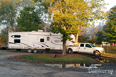 02008 Keystone Montana Mountaineer  Coldwater, ON