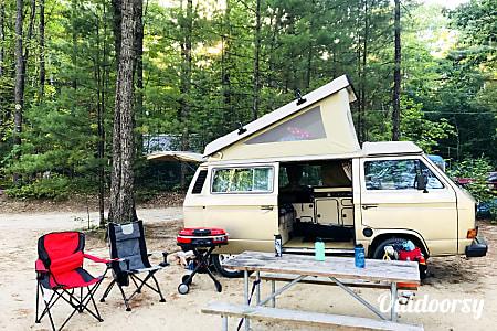 0Vintage Van Adventures - Blanco  Brunswick, ME