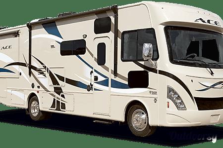 0Luxurious 2018 Thor Motor Coach A.C.E.  South Brunswick Township, NJ