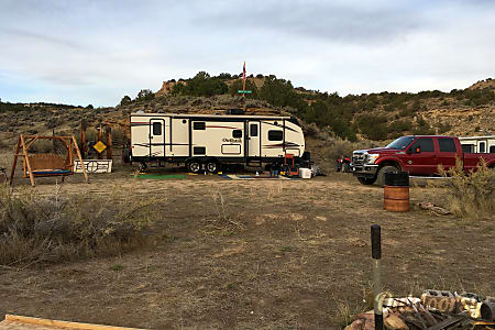 02015 Keystone Outback Terrain  Corrales, NM