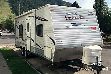 02010 Jayco Jay Flight  Jackson, WY