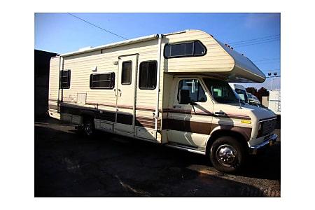 01991 Fleetwood Jamboree  Bakersfield, CA