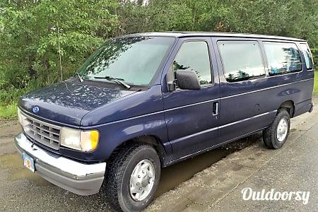 019' Ford CamperVan Club Wagon (VFCCW1995)  Anchorage, AK