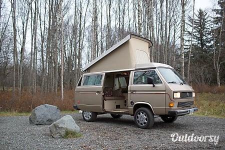 01986 Volkswagen Westfalia  Anchorage, AK