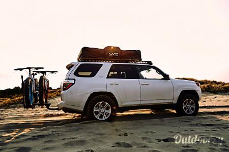 0Burro Nuevo: Toyota 4Runner 4x4 SR5  Portland, OR