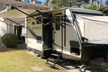 02015 Palomino Solaire Expandable  Tallahassee, FL