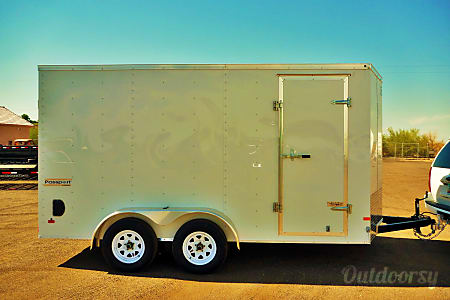 016ft Enclosed Trailer (ET1601)  Sun City, AZ