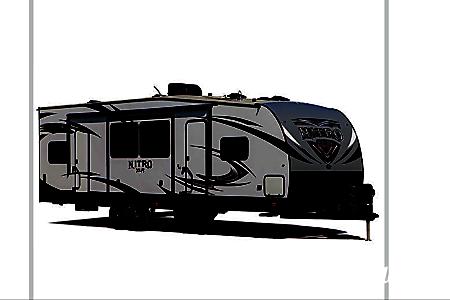 02016 Forest River Nitro Xlr  Abilene, TX