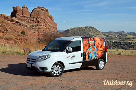 02016 RAM Promaster City  Highlands Ranch, CO
