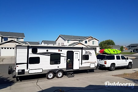 02016 Jayco Jay Feather  Pasco, WA