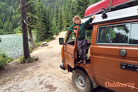 01983 VW Vanagon Westfalia - Gretel  Seattle, WA