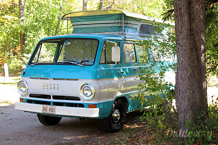 01967 Dodge A-108 Sportsman CampWagon  Chicago, IL