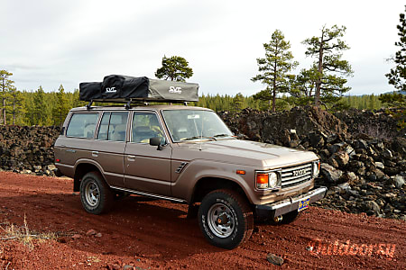 0Elsie: Toyota Land Cruiser FJ60  Portland, OR
