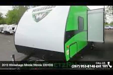 02013 Winnebago Minnie  Osprey, FL