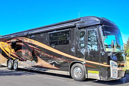 02016 Entegra Coach Cornerstone 45B Executive Floor Plan Full bath and a half  Odessa, FL