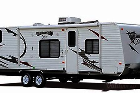 02012 Forest River Wildwood X-Lite  Clovis, NM