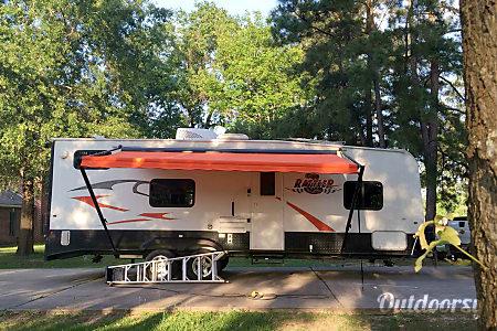 02009 Sun Valley Rattler Toyhauler-T23fb  Spring, TX