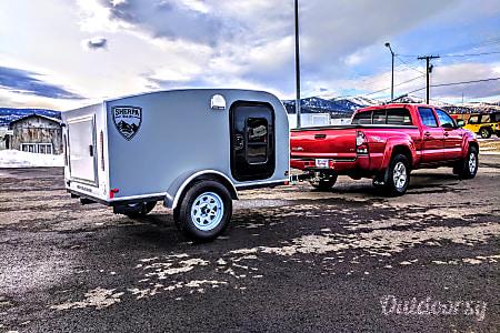 02017 Sherpa Trailers Yeti and 2013 Tacoma TRD 4x4  Missoula, MT