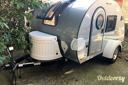 0T@G MAX-XL 6 Wide TEARDROP - WITH HEATER AND A/C!  Dallas, TX
