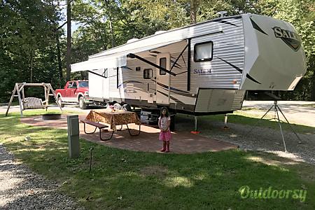 02018 Forest River Salem 33BHOK  Hanover, MD