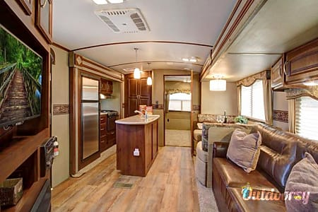 0Brand New  Top Of The Line Keystone Limited Edition Outback Travel Trailer  Super Interior With All Major Upgrades Free Delivery To Yogi Bear In Williamsport MD W/ Weekly Rental  Gaithersburg, MD