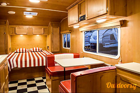0Cutest Head Turning Retro Trailer Ever!  Brand New!  Winter special!  Mission Viejo, CA