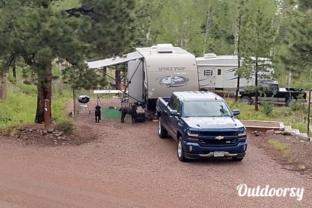 02016 Forest River Wolf Pup  Pueblo West, CO