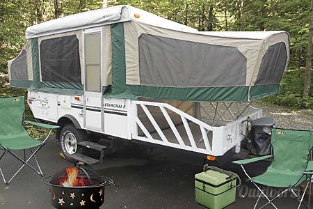 02005 Starcraft 11 RT Folding Camper, Loaded, Near Perfect Conditon  Las Vegas, NV