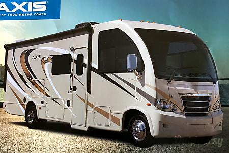 02018 Thor Motor Coach Axis  Hopkinton, NH