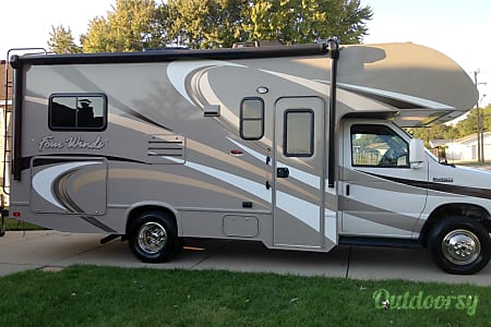 02016 Ford E450  Allen Park, MI