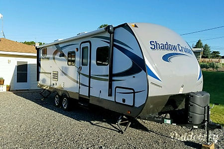 02017 Cruiser Rv Corp Shadow Cruiser  Hermiston, OR