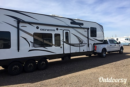 02016 Genesis Supreme Rv Genesis Supreme  Queen Creek, AZ