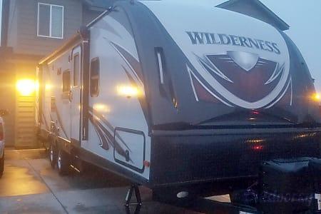 02018 Heartland Wilderness  Moses Lake, WA