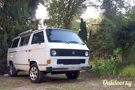 01986 Volkswagen Vanagon CamperVan #VanLife  Hoboken, NJ