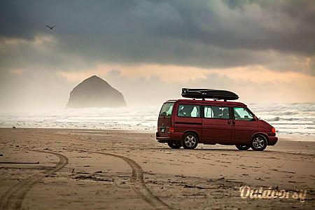 0Red Sky: Eurovan Weekender  Portland, OR