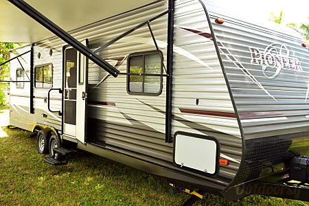 02018 Heartland Pioneer RG26  Miami, FL