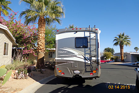 02011 Itasca Navion  Palm Desert, CA