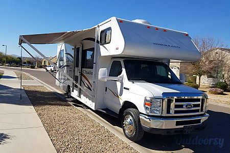 "0""BFG"" Named by my youngest. 2011 Winnebago Chalet  Surprise, AZ"