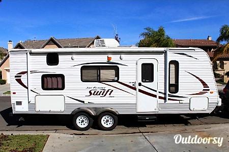 02014 Jayco Jay Flight Swift  Poway, CA