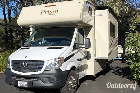 02015 Coachmen Prism  Ukiah, CA