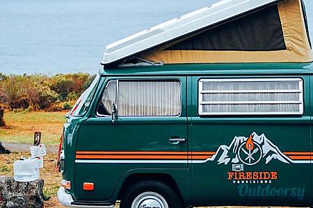 01970 Volkswagen Vanagon  SF, CA