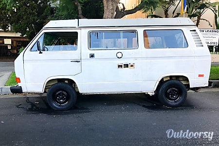01980 Volkswagen Westfalia  Los Angeles, CA