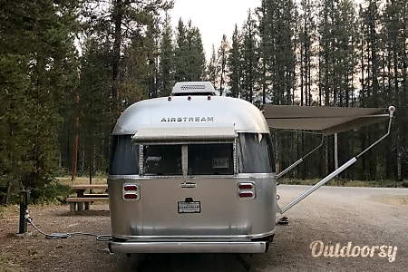 02018 Airstream International Serenity  Sherwood, OR