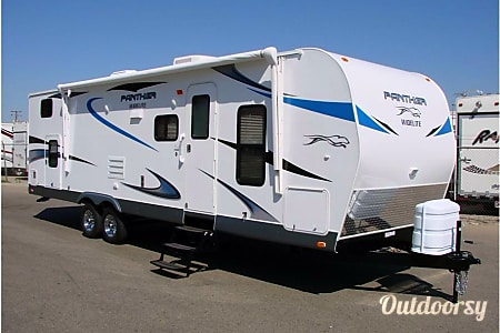 02013 Pacific Coachworks Panther  Visalia, CA