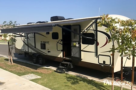 02015 Jayco Eagle  Pismo Beach, CA